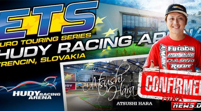 ETS Final Round in Trencin / Hudy-Arena