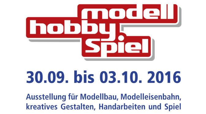Messecup 2016 auf der modell, hobby & spiel Leipzig