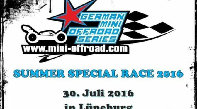 GMOS SUMMER SPECIAL RACE 2016