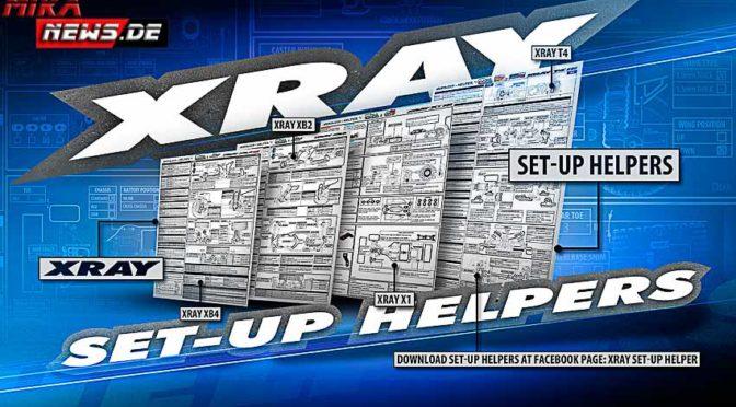 Xray Setup-Hilfe – Einstelltipps für 1/10 On- und Offroad