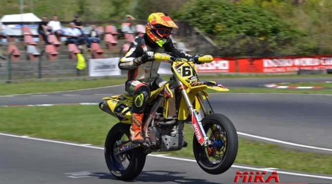RC Bike Weltmeisterschaft – Mittagsshow mit Motorrad-Rennfahrer Toni Finsterbusch