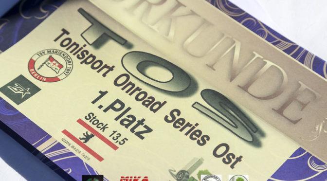 TOS – Tonisport Onroad Series beim 1.MRC e.V.