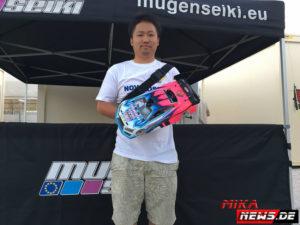 Takehiro Terauchi's new MTX6R Touring car_Gubbio_IFMAR_0003
