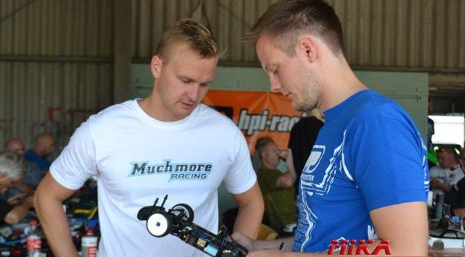 Spy Shots LRP-HPI-Challenge Deutschlandfinale 2015/2016 – gecuttetes VTD am Awesomatix A800 von Matthias Keding