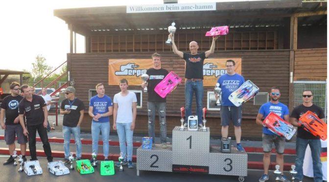 Deutsche Meisterschaft VG8 beim AMC-Hamm – Die Entscheidung