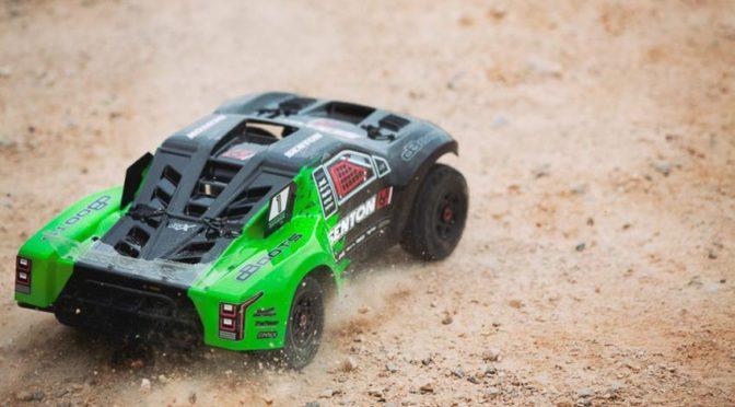 ARRMA SENTON 6Sv2 4WD BLX SD Short Course 1/10 RTR