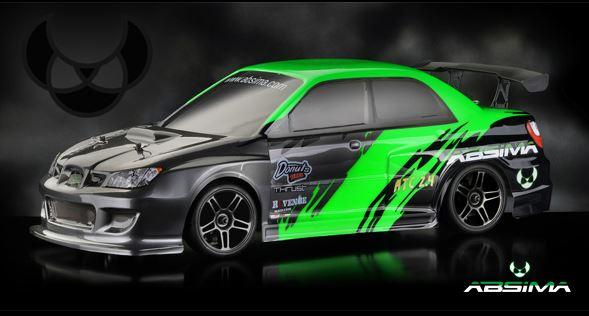 "Absima 1:10 EP Touring Car ""ATC2.4"" 4WD RTR"