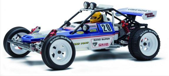 TURBO SCORPION 1:10 2WD KIT *LEGENDARY SERIES*