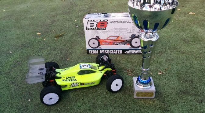 Das Geheimnis des Siegers – Matthias Keding (HB D413) – Gewinner der LRP-Offroad-Challenge 4WD