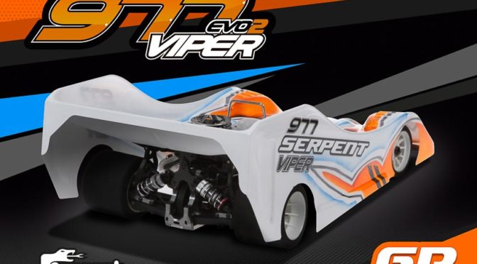 Serpent Viper 977 EVO-2  1/8 GP onroad