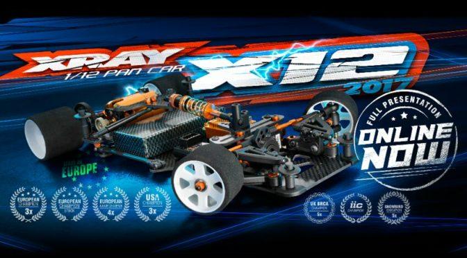 Team Xray – X12'17 Details