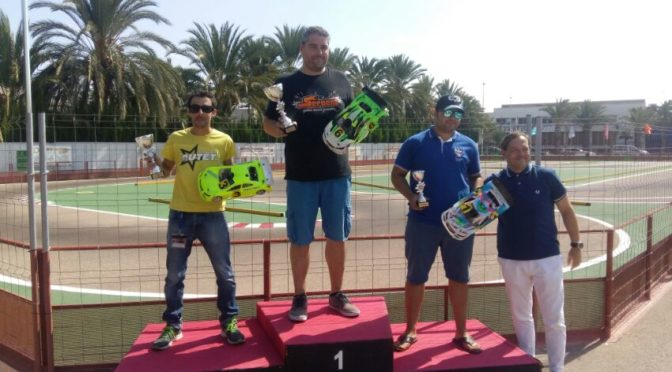 Serpent dominates Spanish National Touring