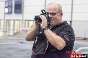 Josef Dragani zückte selbst die Kamera.