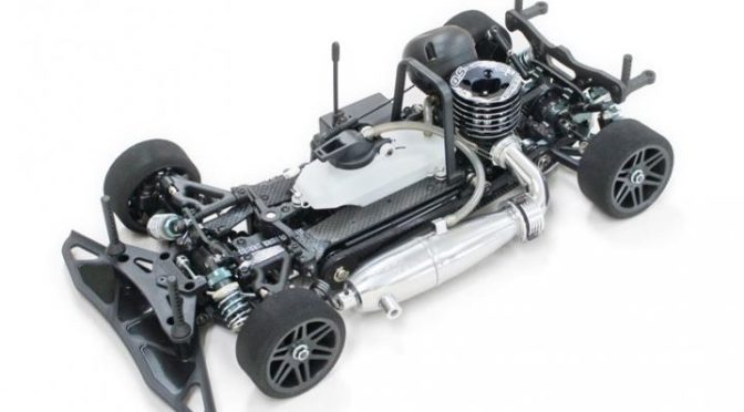 Mugen MTX-6R 1/10 Nitro Touring Car Kit