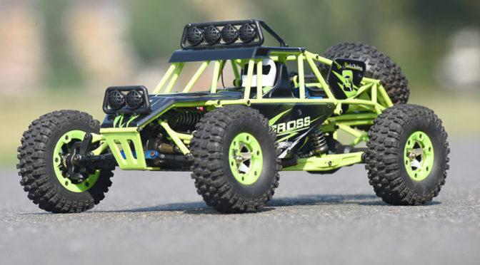 NEU! Ripmax Across 1:12 4WD Rock Crawler RTR 2,4GHz