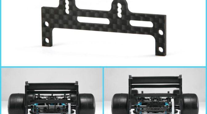 Shepherd – neue Flügelhalterung für den Velox F1