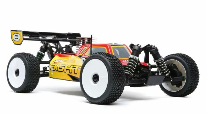 TLR 8IGHT-T als RTR-Version