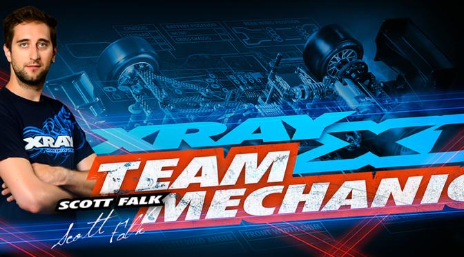 Scott Falk – Team Xray Formula Mechanic