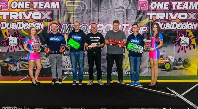 MIBOSPORT-CUP ONROAD & OFFROAD ROUND 2 IN HROTOVICE