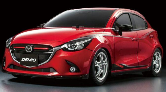 Tamiya – 1:10 RC Mazda 2 (M-05)