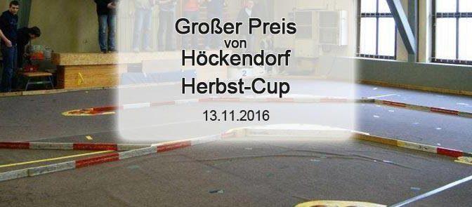 """""""Großer Preis von Höckendorf"""" Herbst – CUP"""