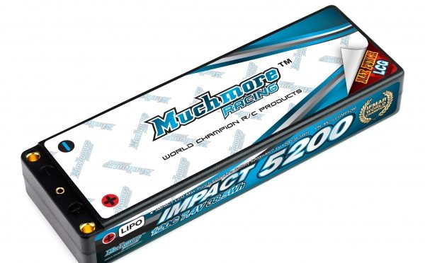 Muchmore IMPACT 5200mAh/7.4V 120C Max-Punch Li-Po