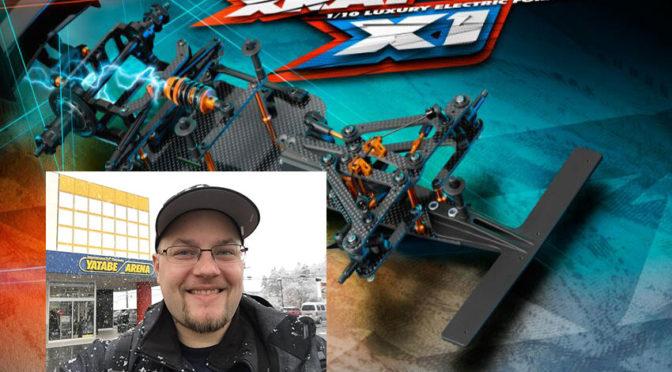 Interview über den neuen Xray X1`2017 mit Jan Ratheisky