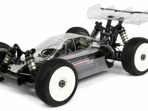 HB RACING E817 Elektro 1/8 OFF-ROAD BUGGY