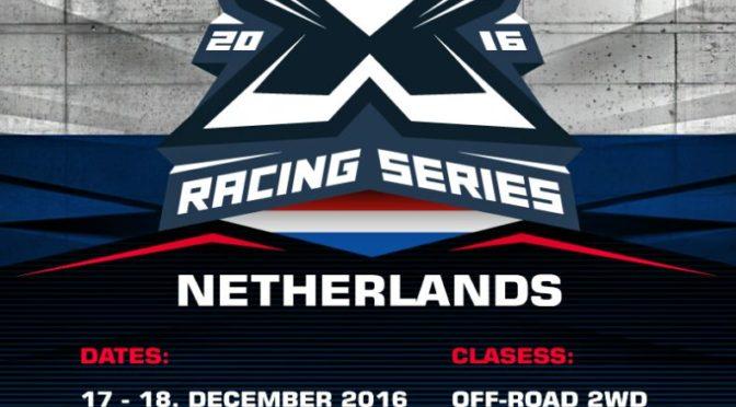 Xray Racing Series im Nachbarland der Niederlande