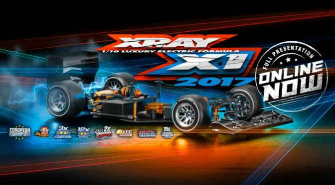 XRAY X1'17 – DETAILS ONLINE
