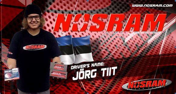 Jörg Tiit neuer Nosram-Teamdriver