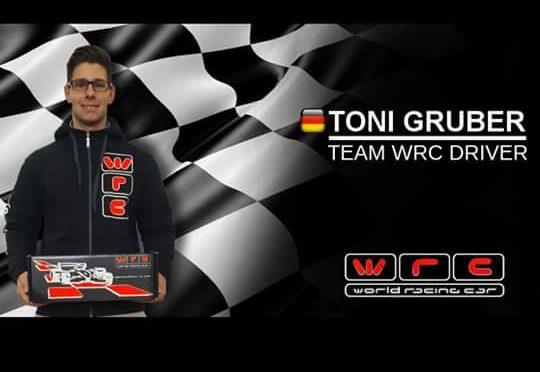 Toni Gruber wechselt zu Team WRC