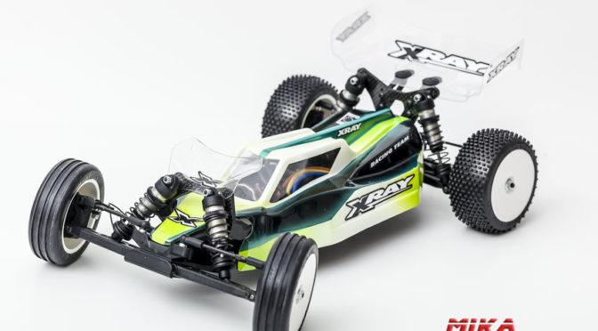 Xray XB2C`17 – Aufbaubericht Teil 3