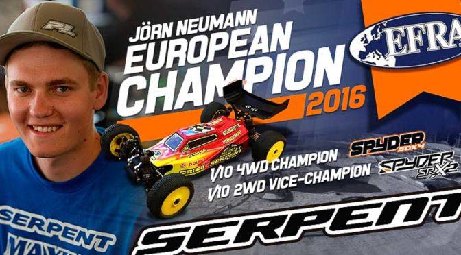 Interview mit Jörn Neumann von Team Serpent