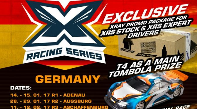 XRAY Racing Series Germany