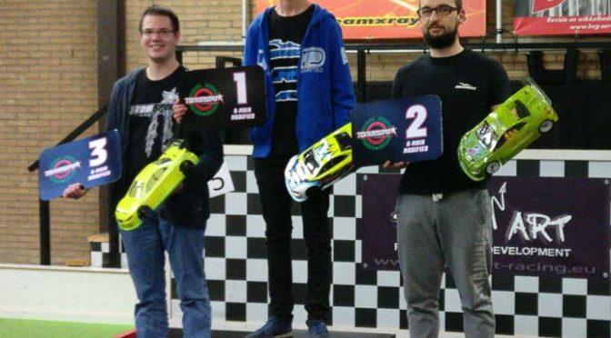 TONISPORT ONROAD SERIES West Round 2 in der Racing Arena Limburg