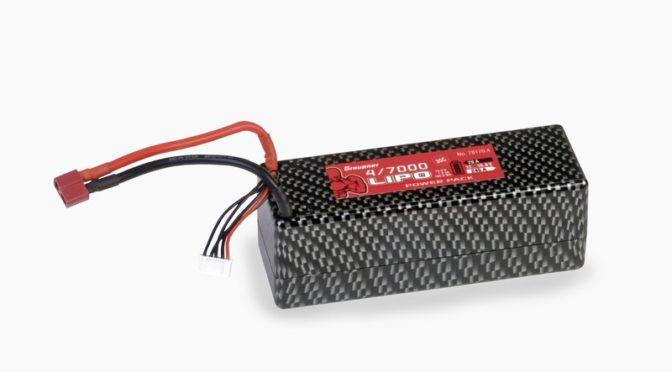 Power Pack Car LiPo 4S / 7000 mAh