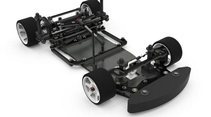 SupaStox ATOM CC GT12 Racer