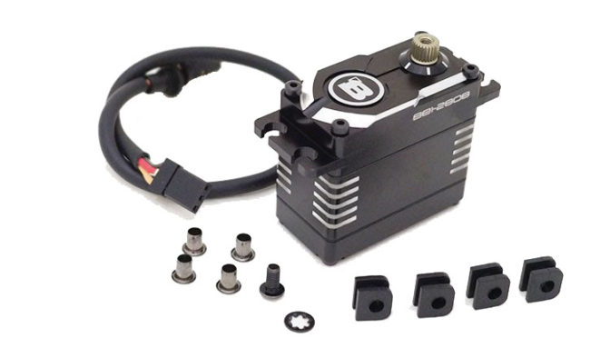 BETA BE1-2808 HV ULTRA TORQUE DIGITAL RACE SERVO