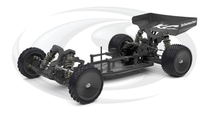 Schumacher 1:10 2WD Buggy KC Carpet Spec