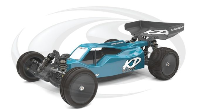 Schumacher 1:10 2WD Buggy KD Dirt Spec