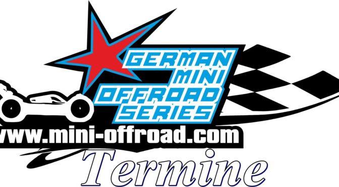 German Mini Offroad Series – Die Saison geht weiter