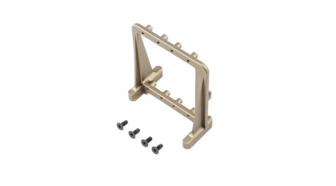 Dual Steering Servo Tray Aluminum 5IVE-B (TLR351002)