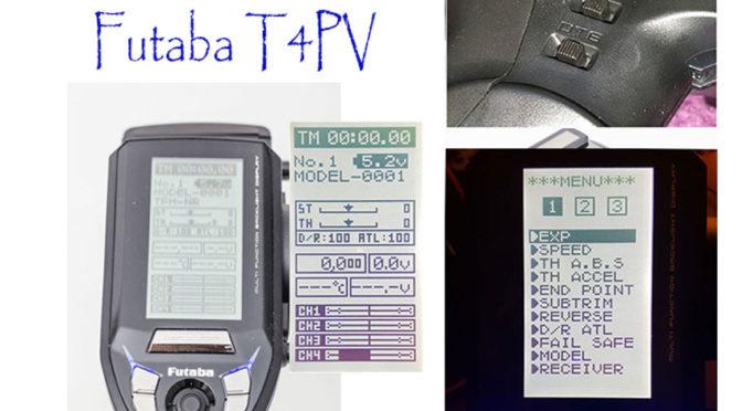 FUTABA T4PV IM TEST 2 – Die Funktionen