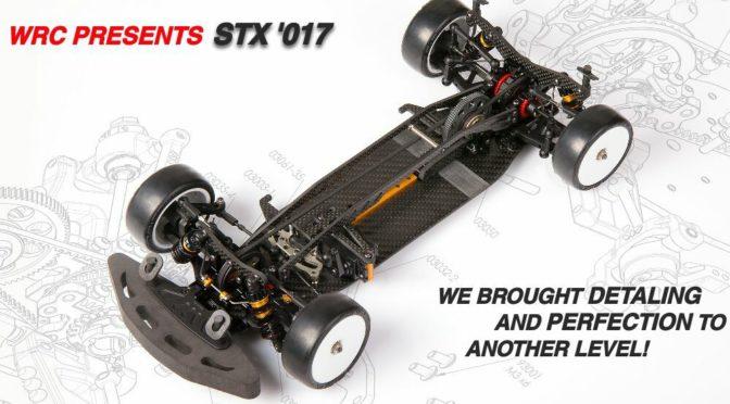 STX´017 – Der neue Tourenwagen von WRC-Racing