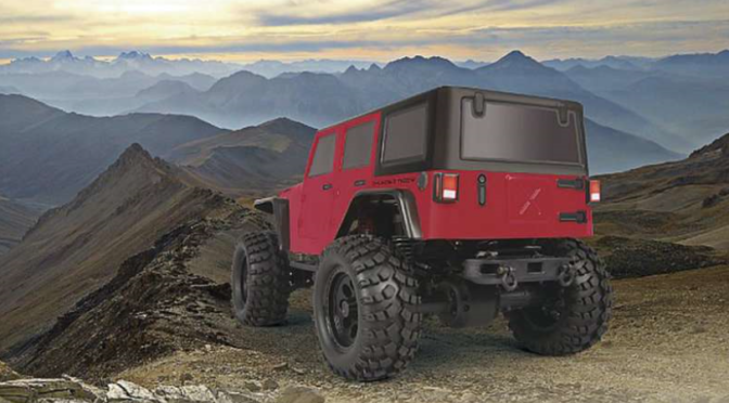 Thunder Tiger Kaiser XS 1:14 Off-Road 4WD (RTR)