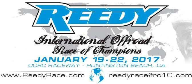Reedy Race of Champions 2017