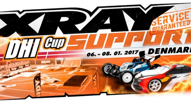 Xray Support beim DHI-Cup 2017