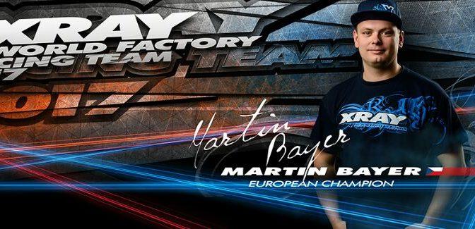 Martin Bayer weiter bei Xray