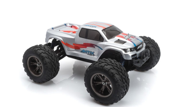 MT-1 ELECTRIC OFFROAD MONSTERTRUCK – 2.4GHZ RTR